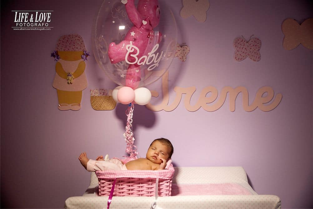 Irene Up !! Newborn