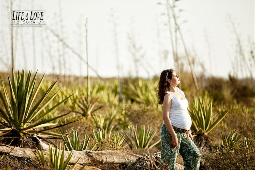 Fotos Embarazada en Almería