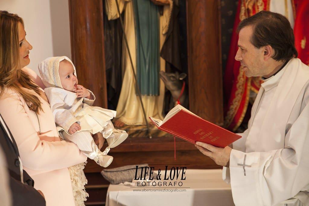 Fotos bautizo Olvido - Toledo
