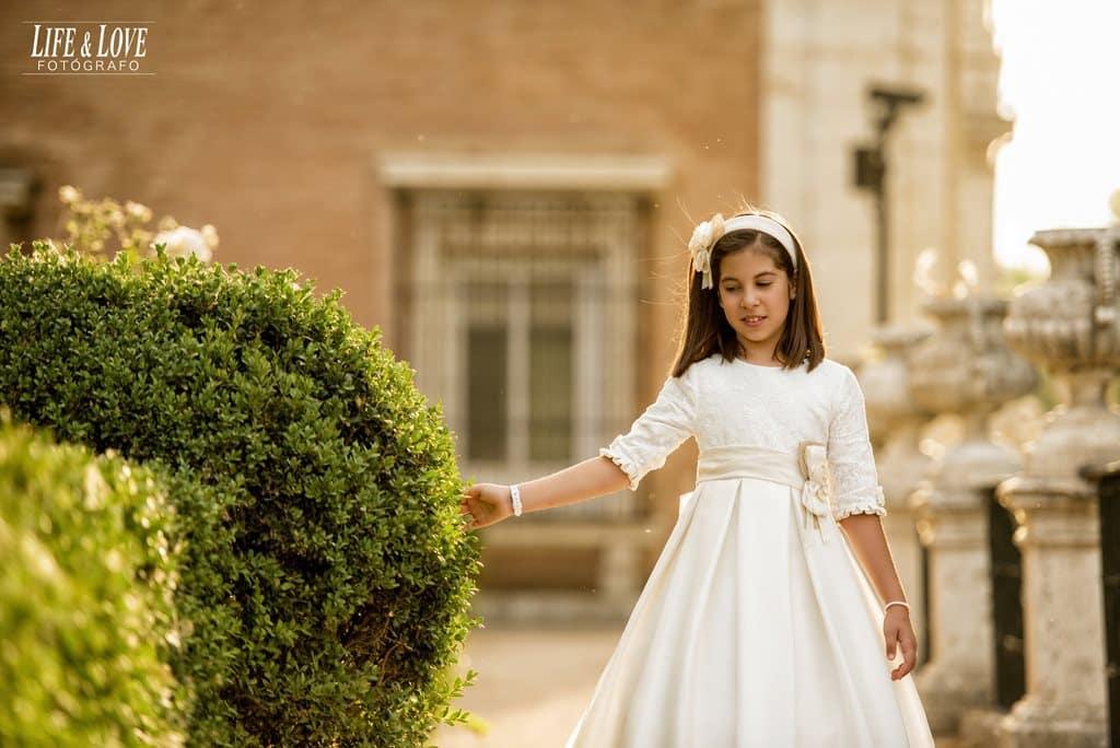 Fotos de comunión en Aranjuez