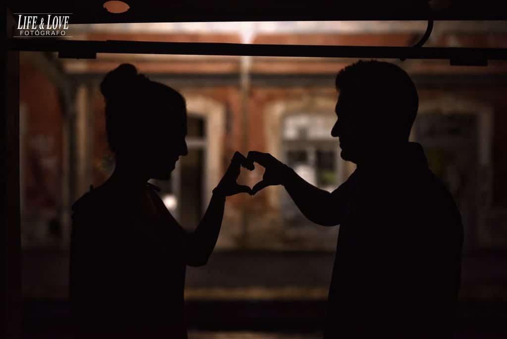 Love session sesión de pareja