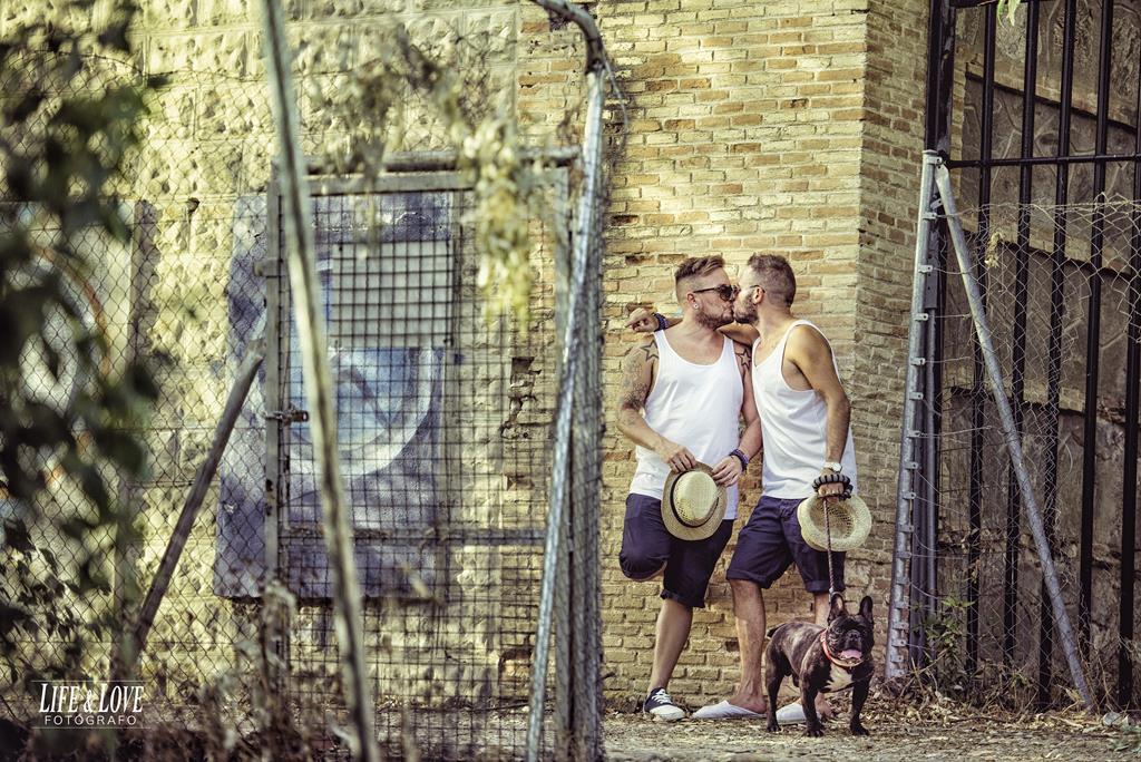 Preboda gay en Toledo