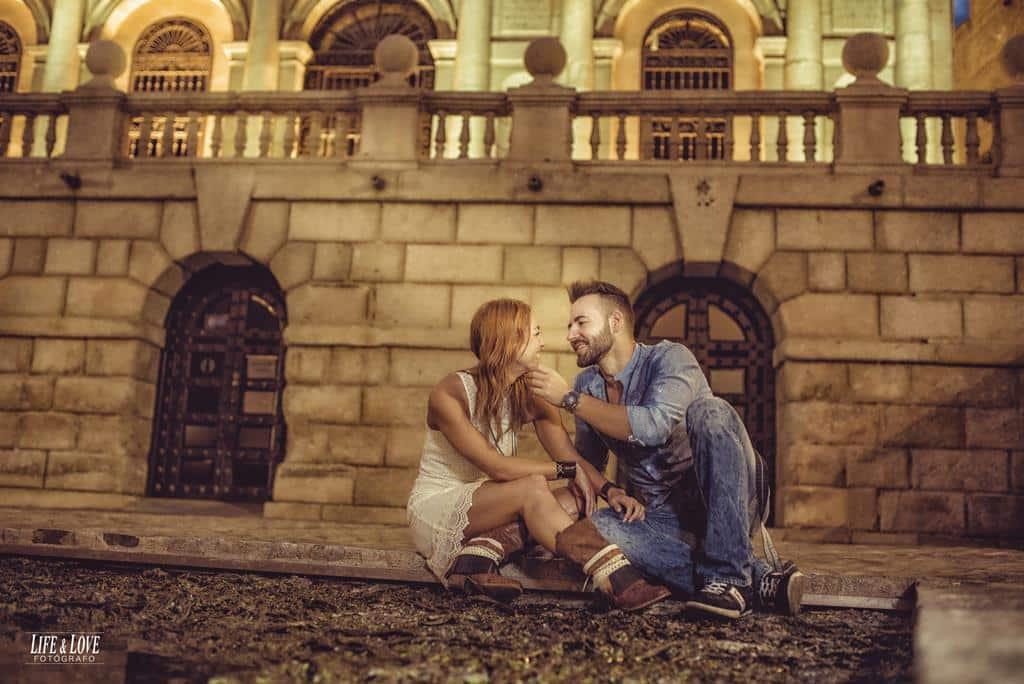 Love session en Toledo