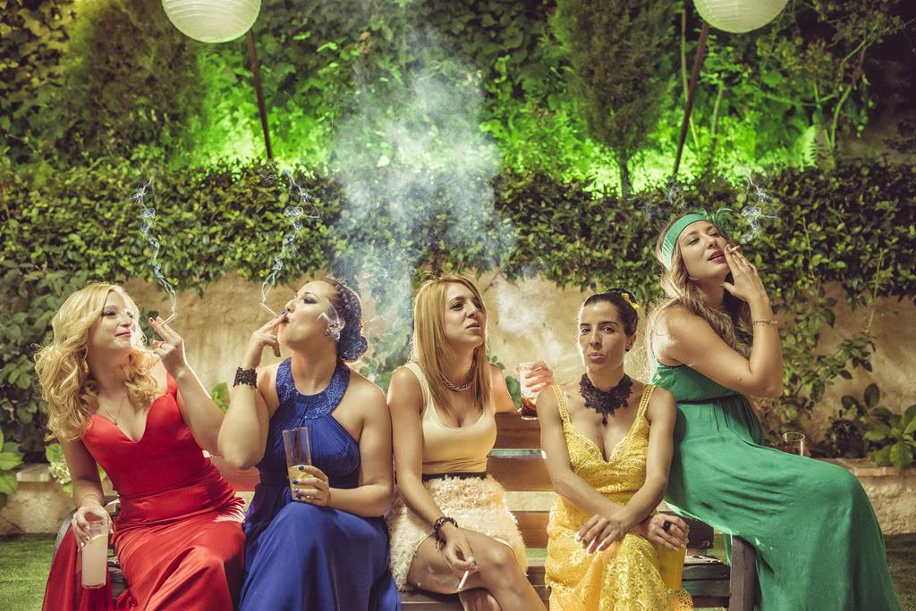Boda en Cigarral Hierbabuena Toledo