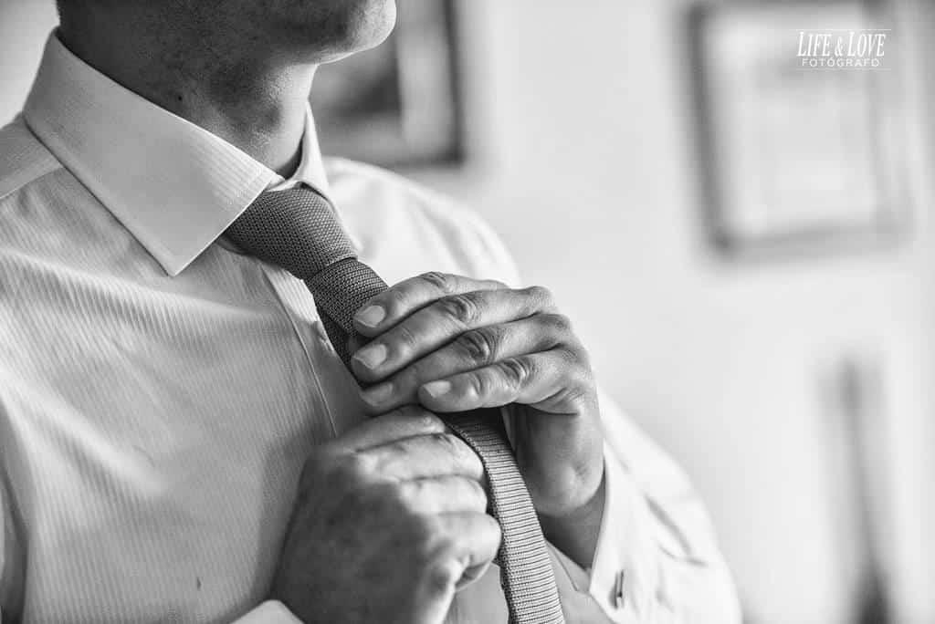 detalle corbata