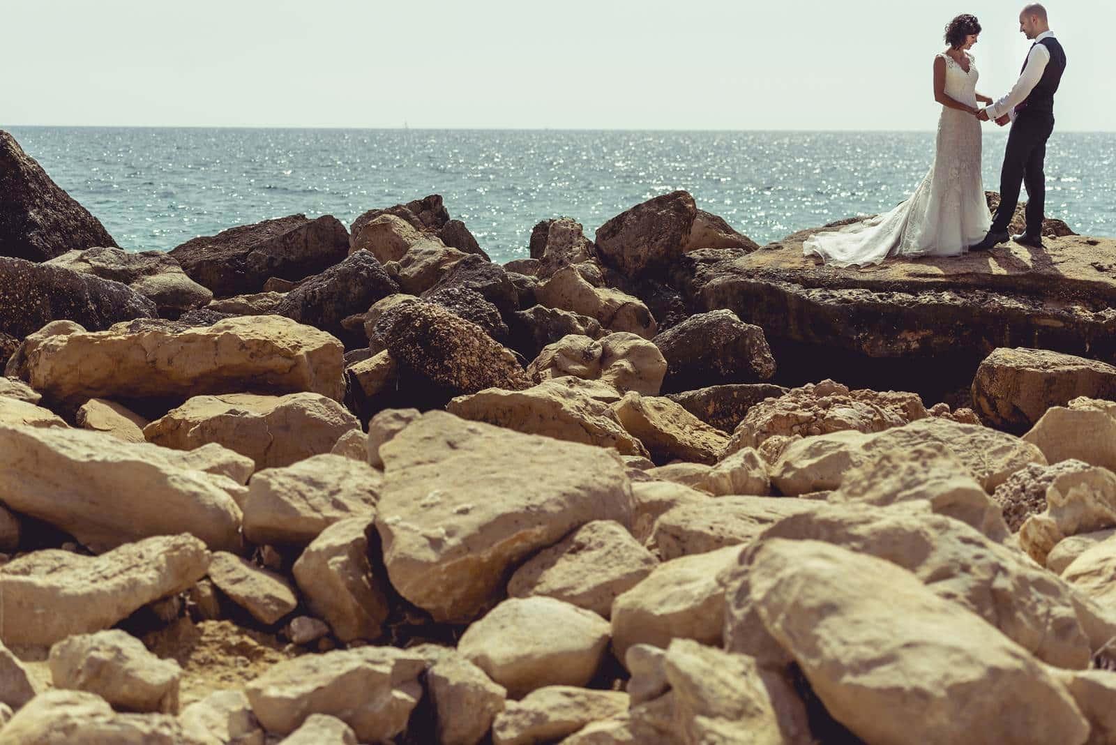 Postboda en Alicante ciudad y playa