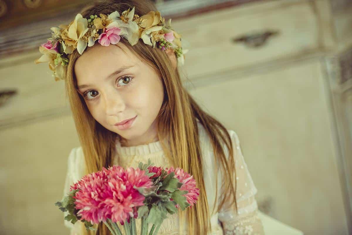 ojos bonitos niña