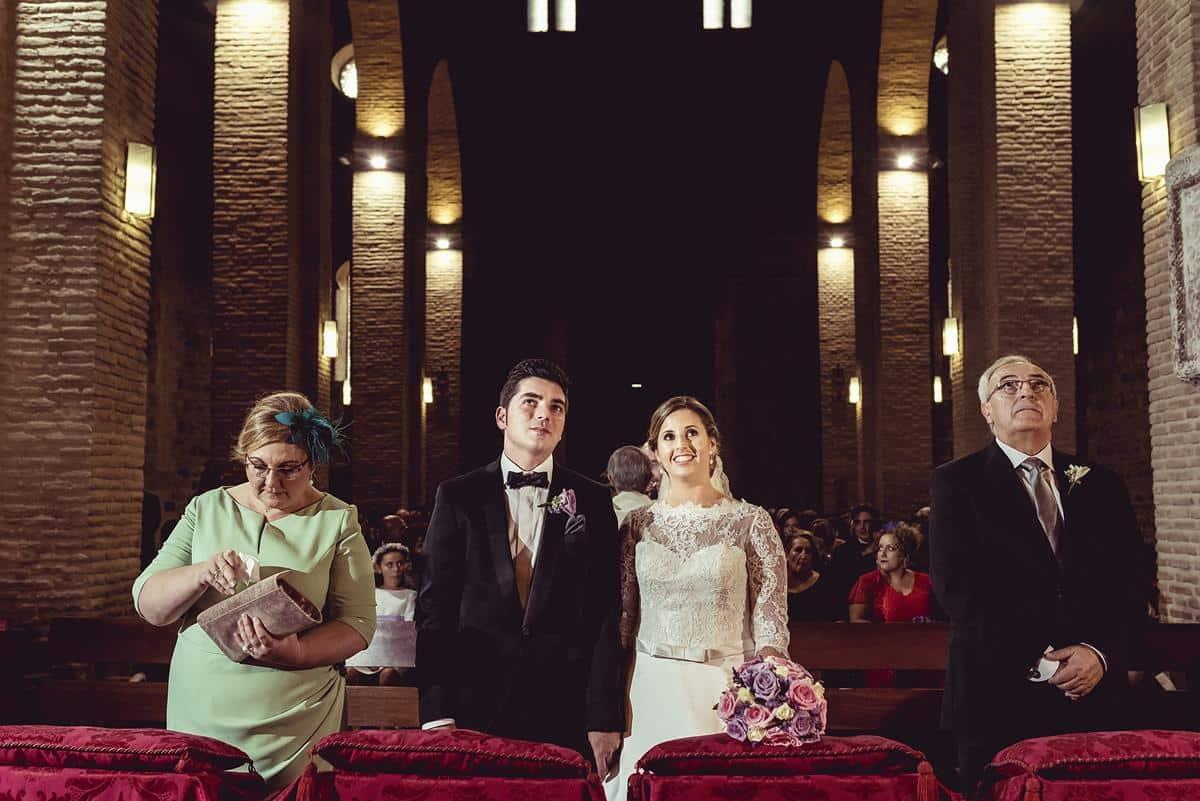 En el altar-Santiago el mayor