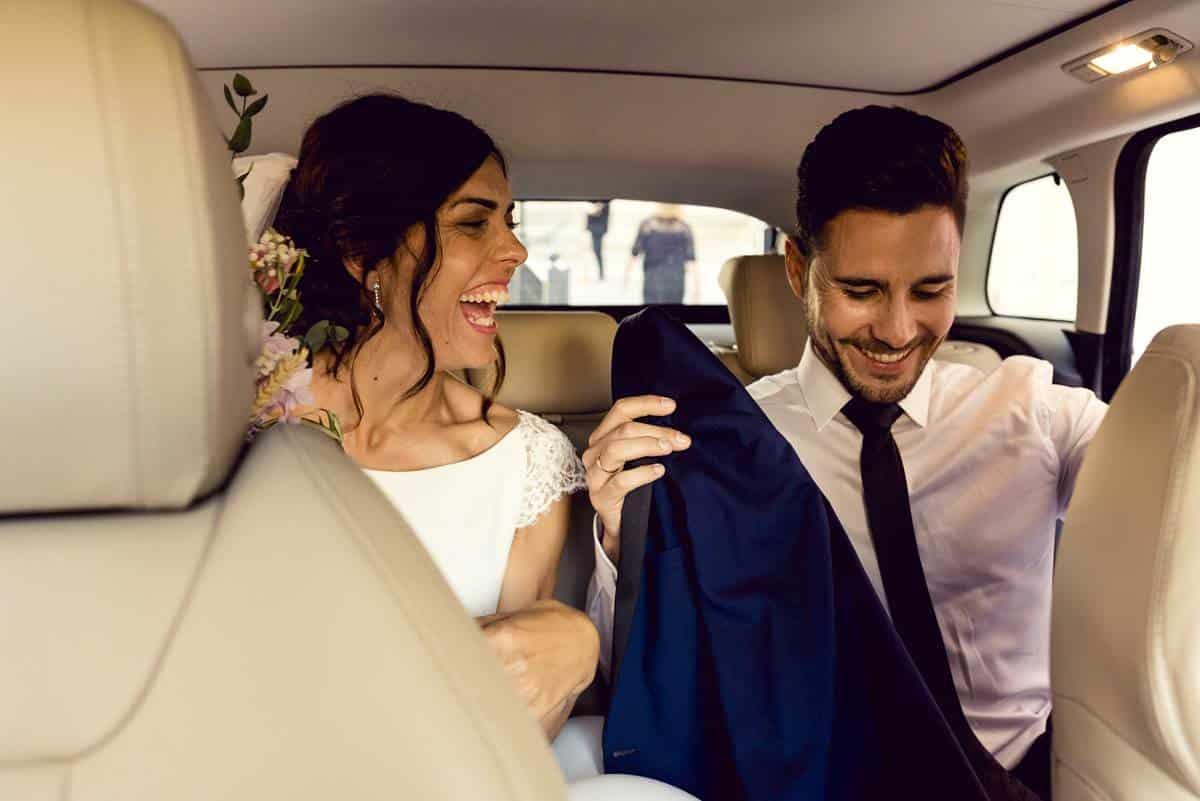 Reportaje de boda en Toledo - Cigarral Hierbabuena