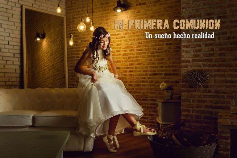 Fotógrafo comuniones Toledo