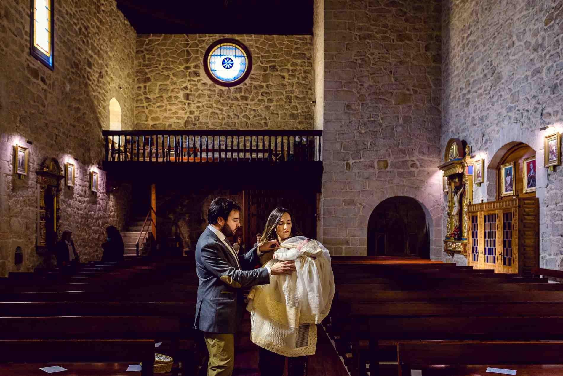 Fotógrafo para bautizos - Reportaje bautizo Toledo y Madrid