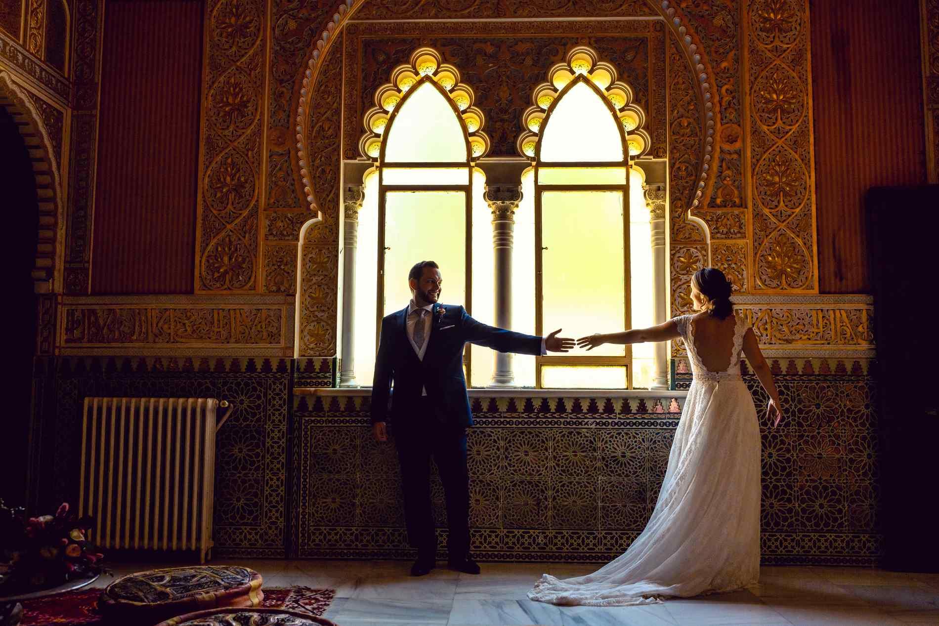 Fotógrafo bodas Los lavaderos de Rojas