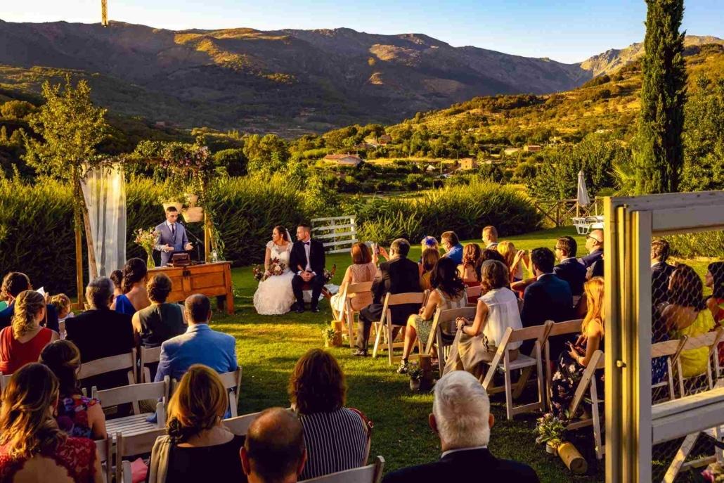 Fotógrafo de bodas en Ávila