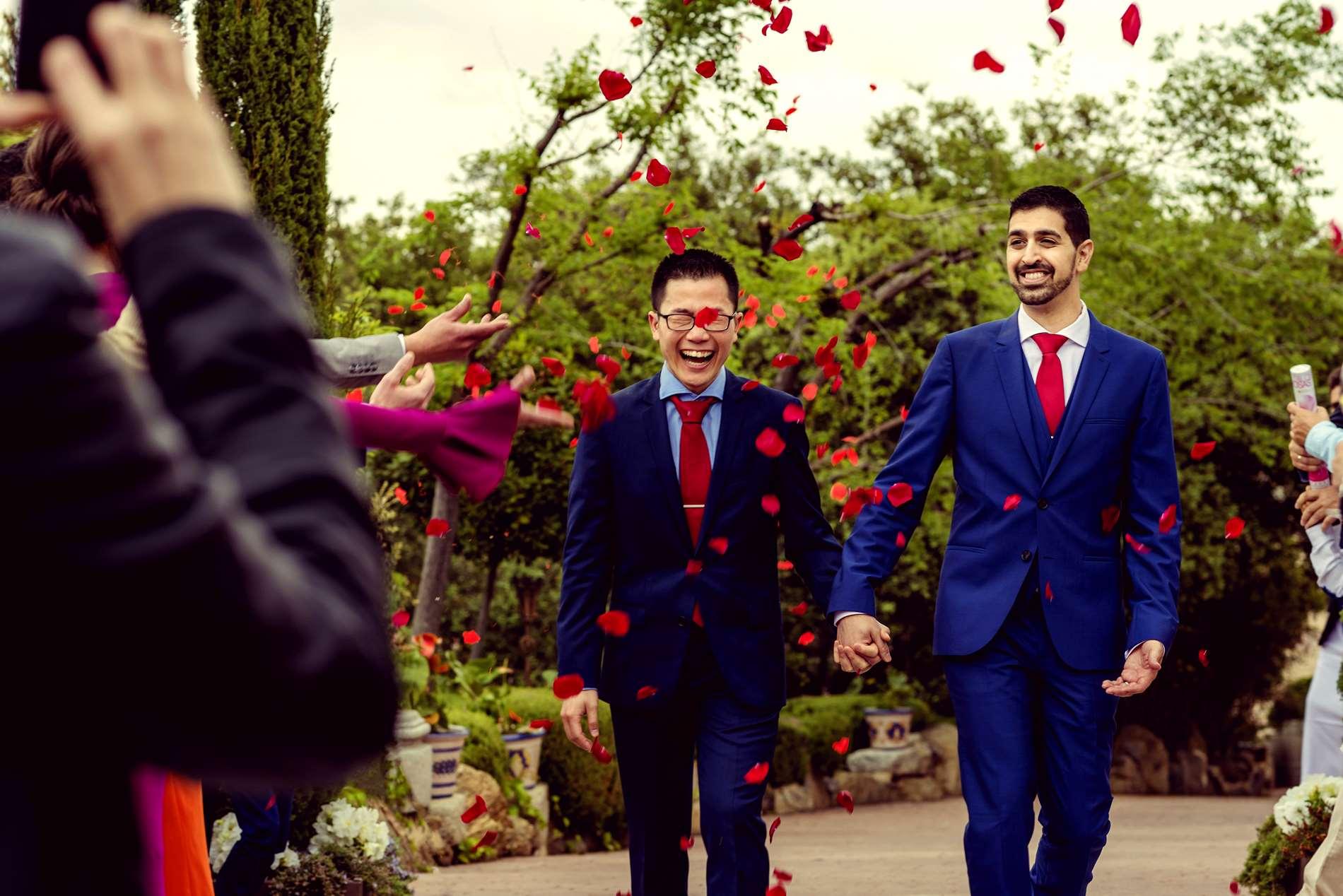 Fotógrafo de boda GAY