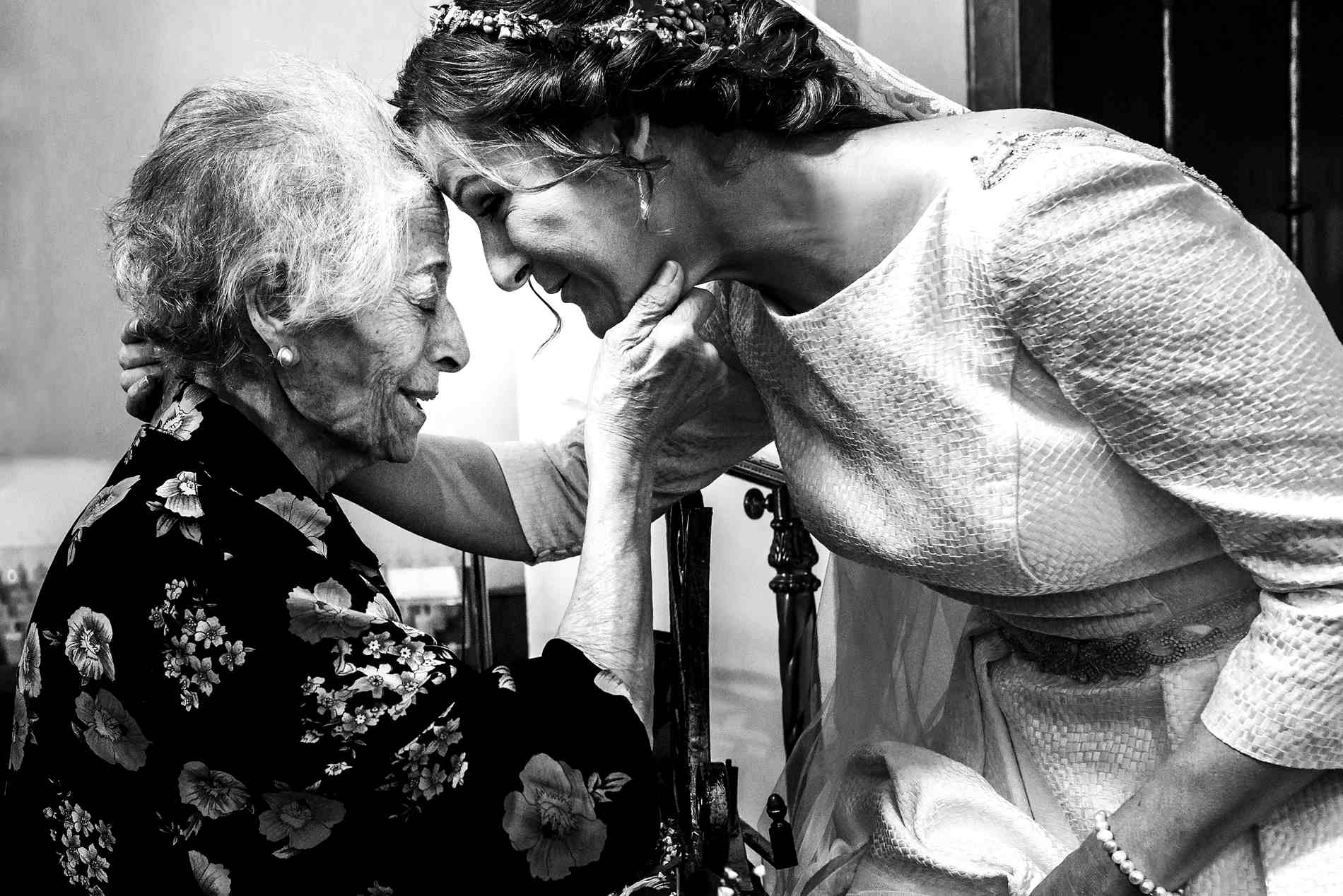 Bodas con mi abuela