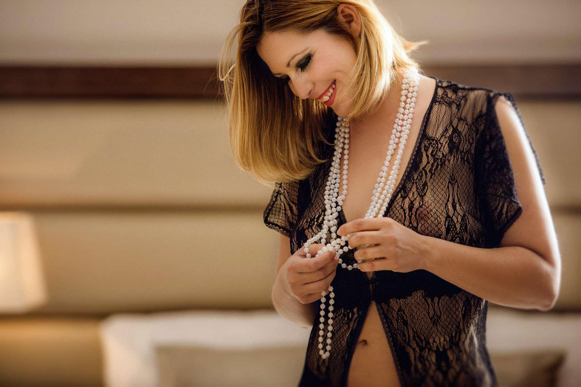 Fotografía Boudoir - Sesión de Fotos sensuales