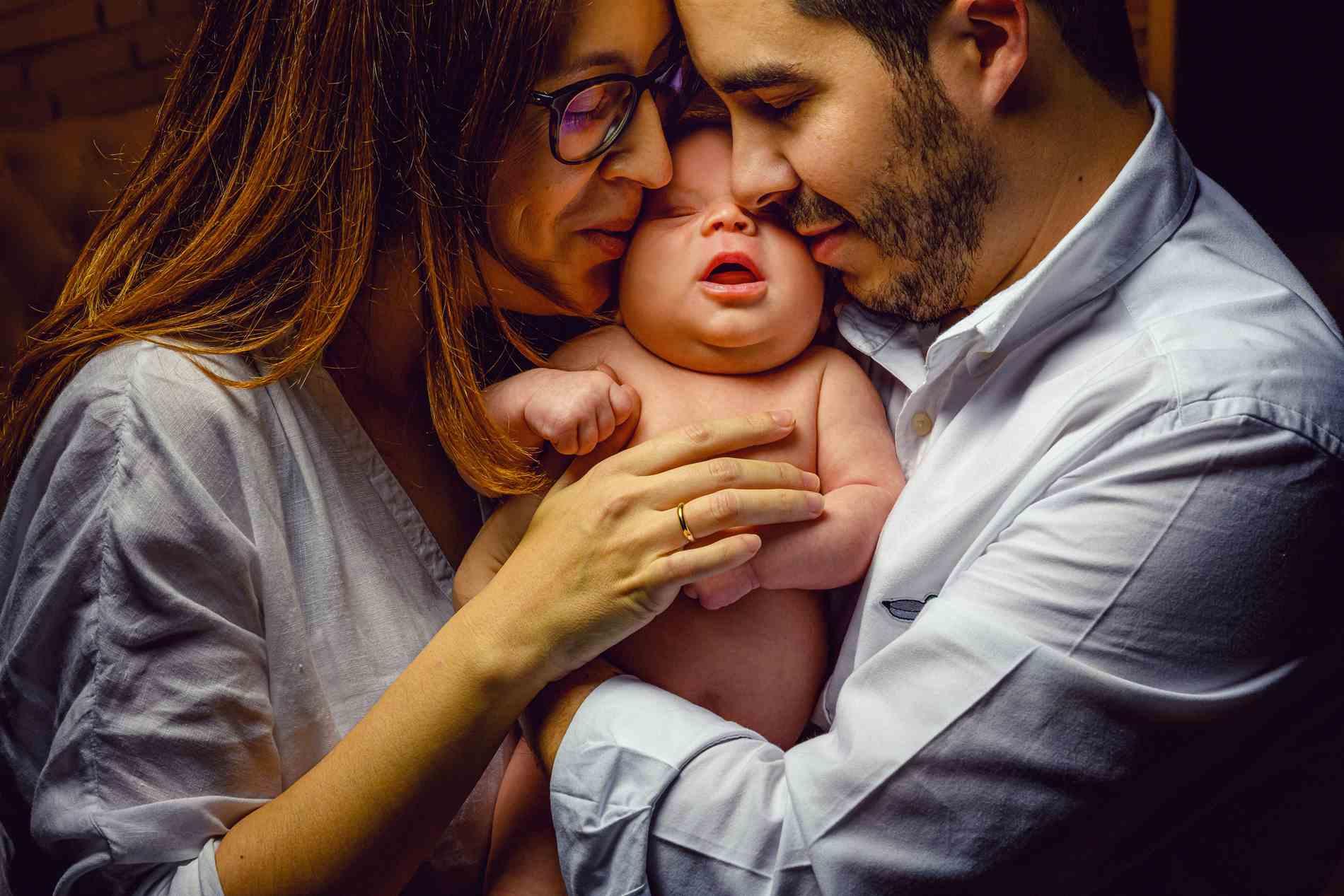 NIÑOS Y FAMILIA recién nacido