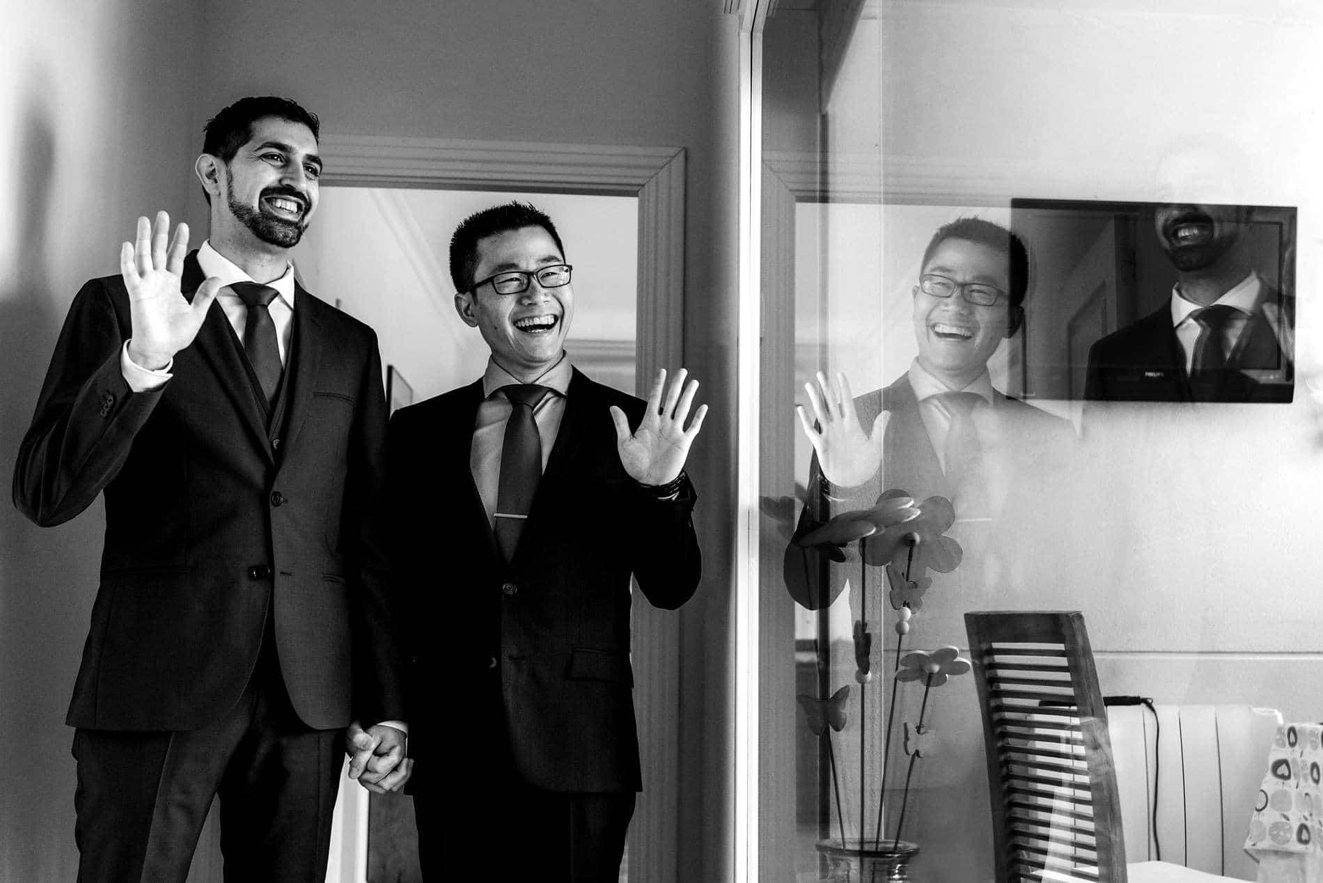 Fotógrafo de bodas GAY