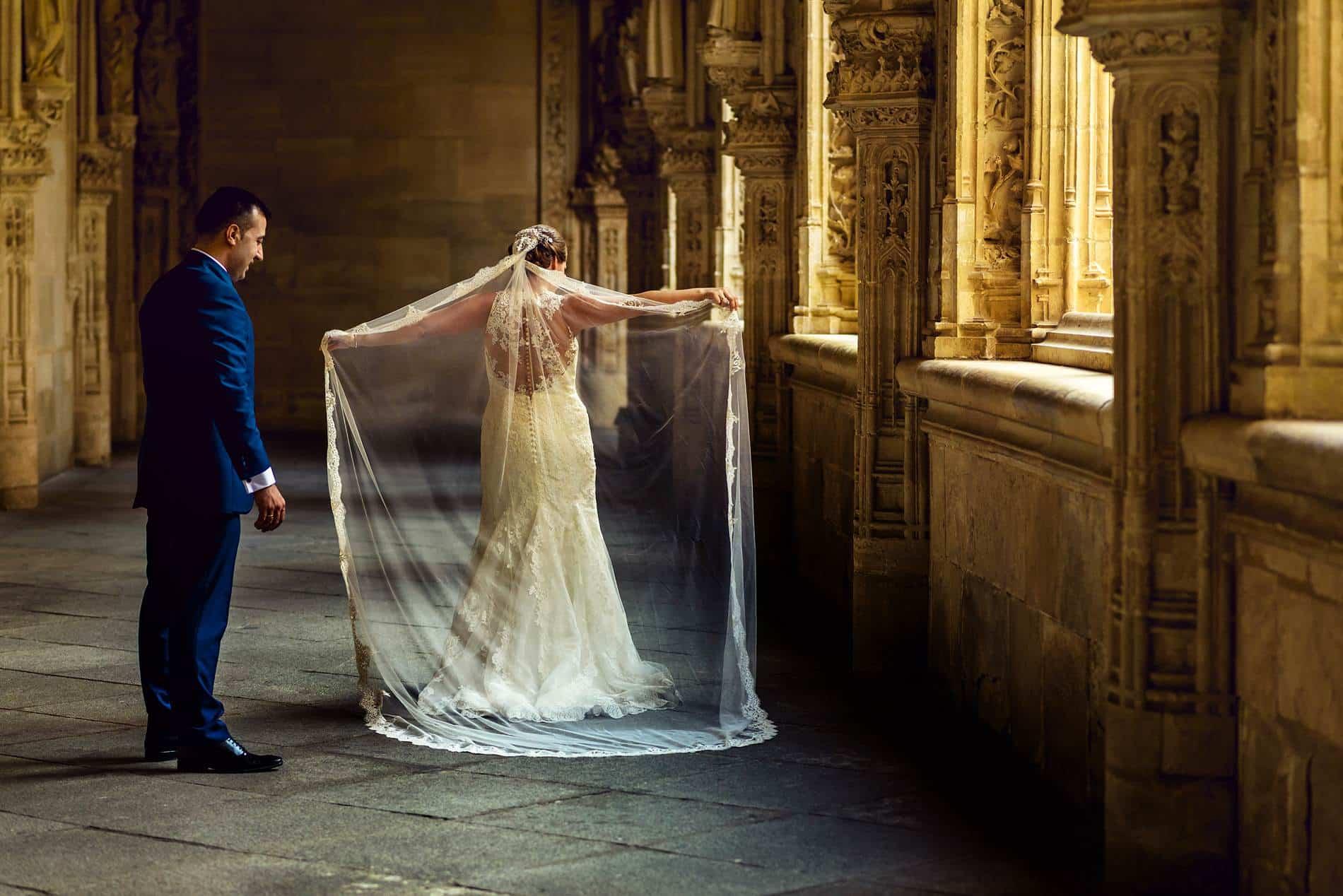 Las mejores fotos de Sesión de Postboda en Toledo - boda san juan de los reyes