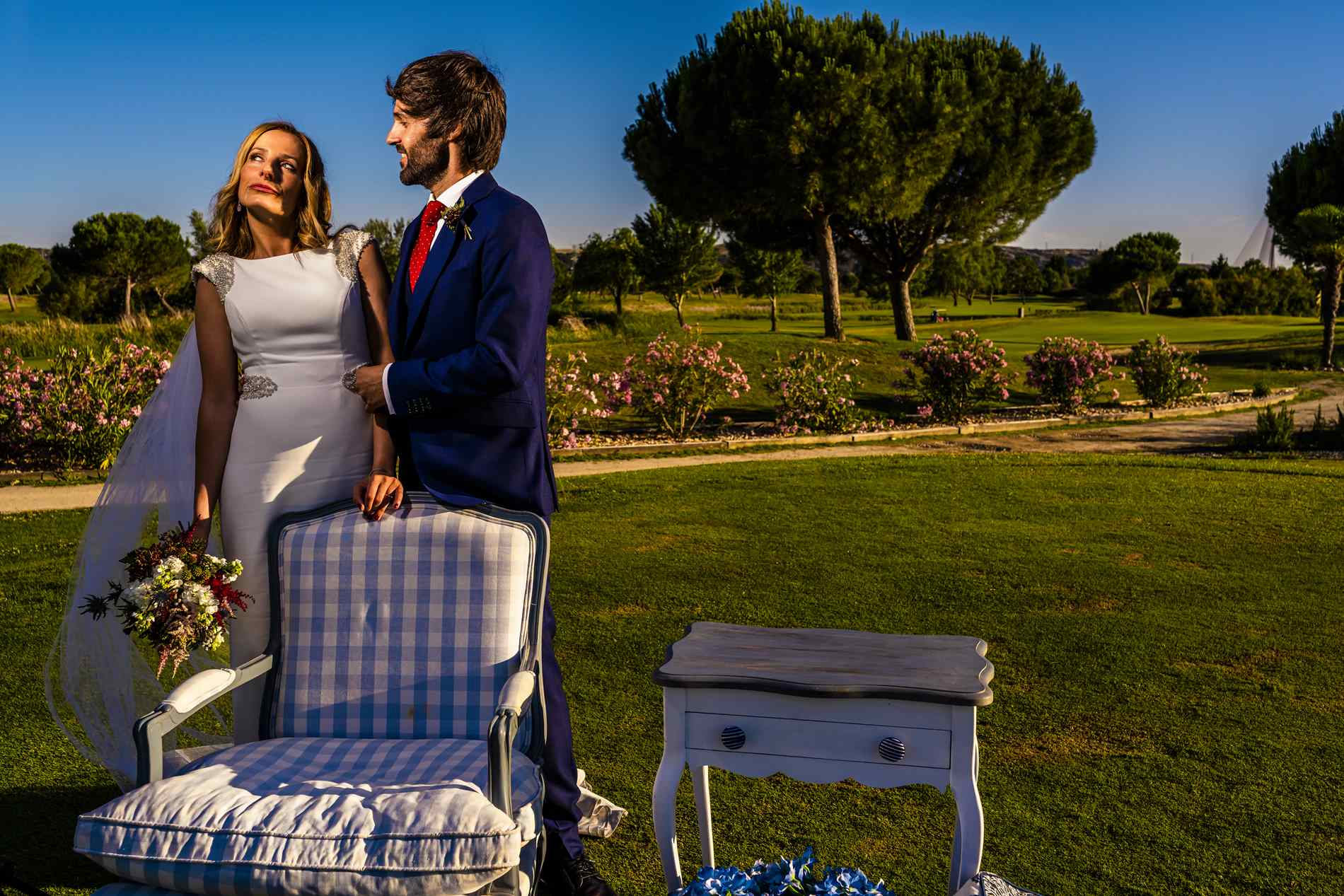 Fotos de Boda en Palomarejos Golf - Fotógrafo Talavera de la Reina