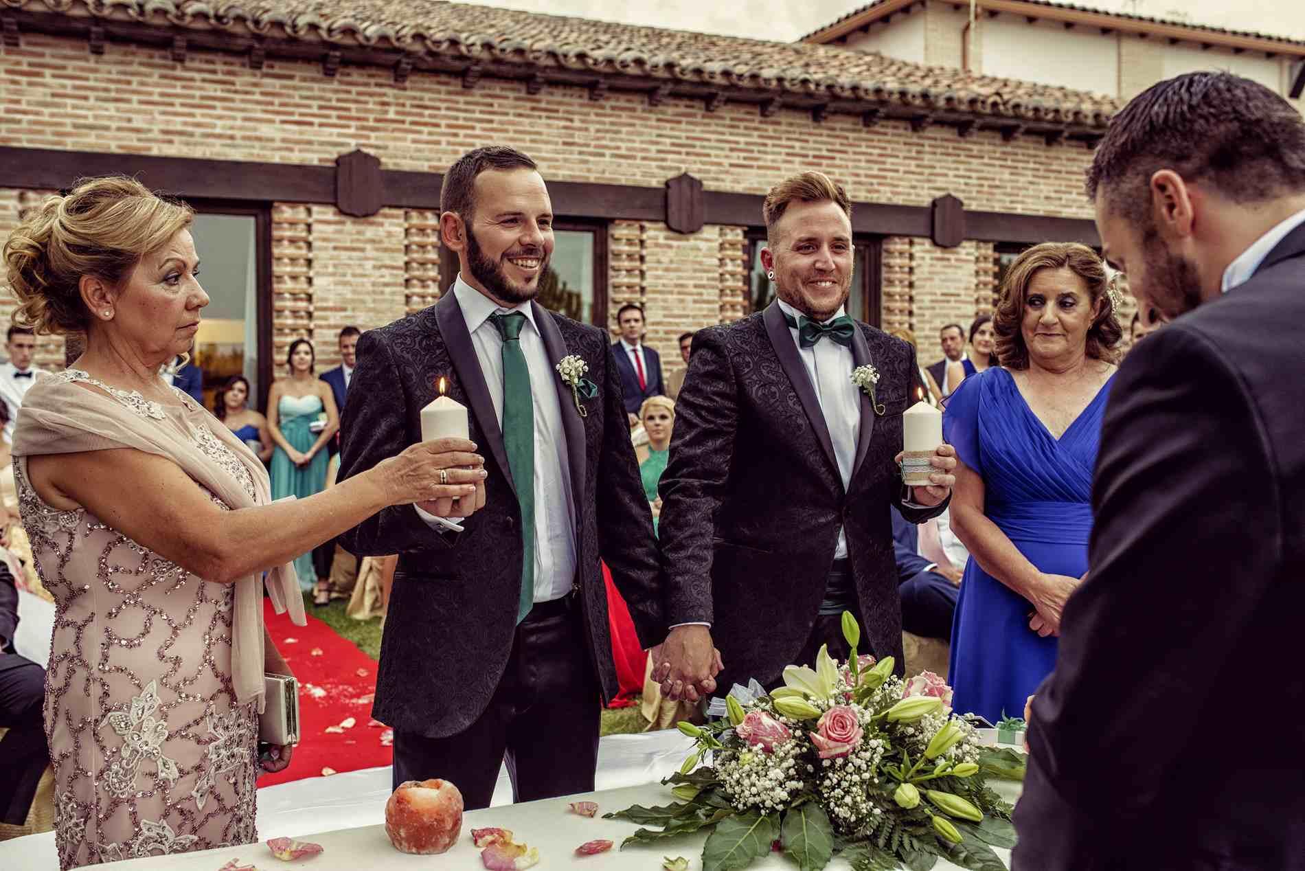 boda gay en Toledo