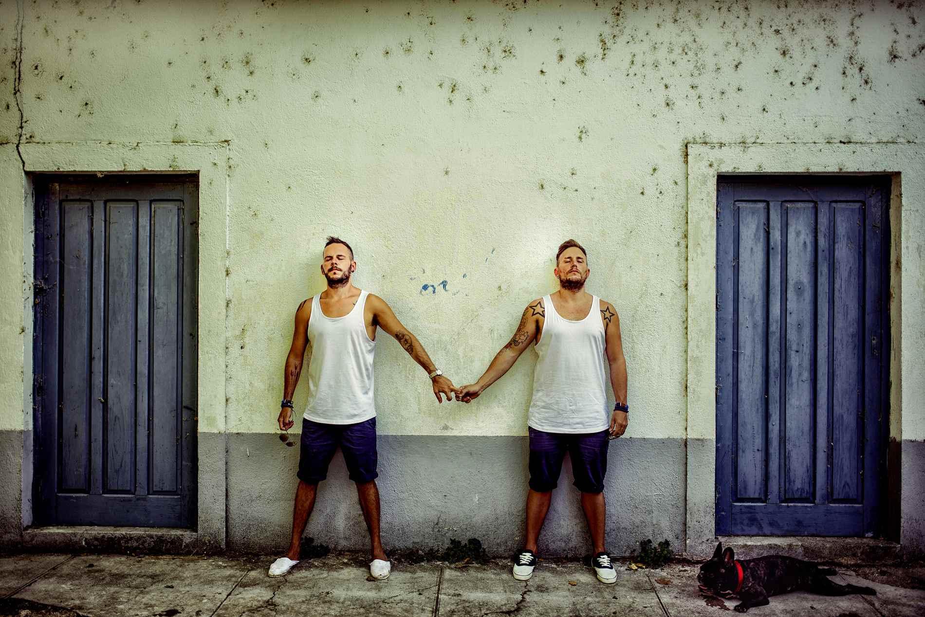 Fotógrafo de Prebodas y parejas GAYS