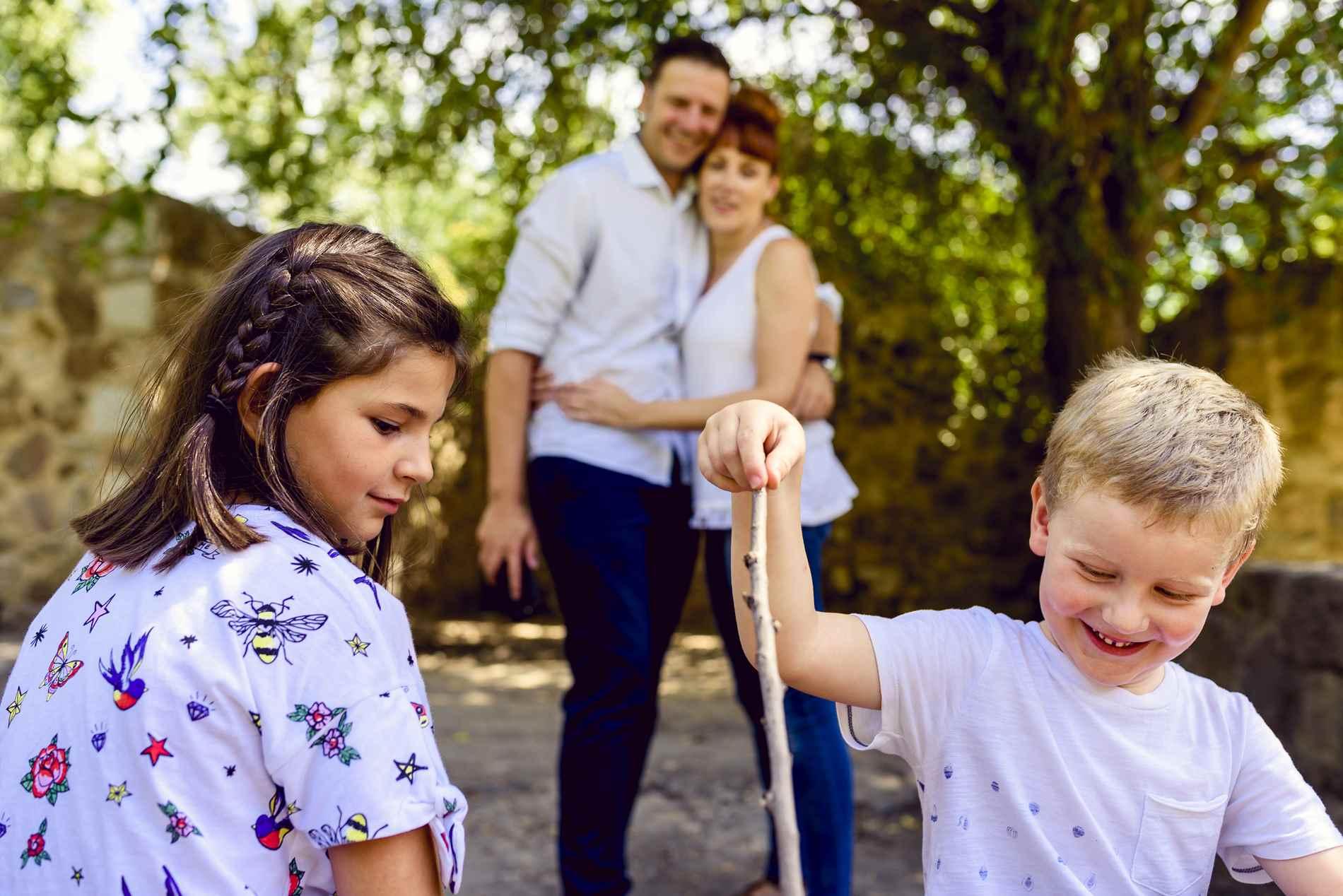 fotos familia exterior