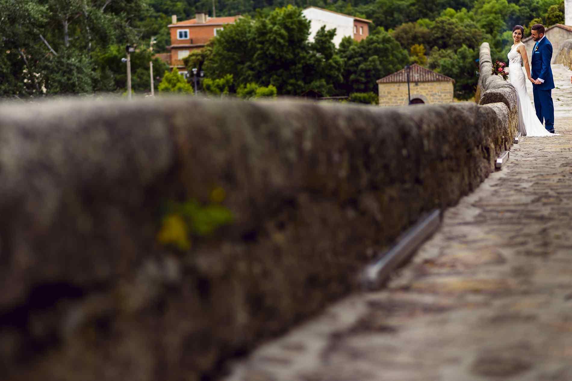 Puente Románico Navaluenga - Fotógrafo Ávila
