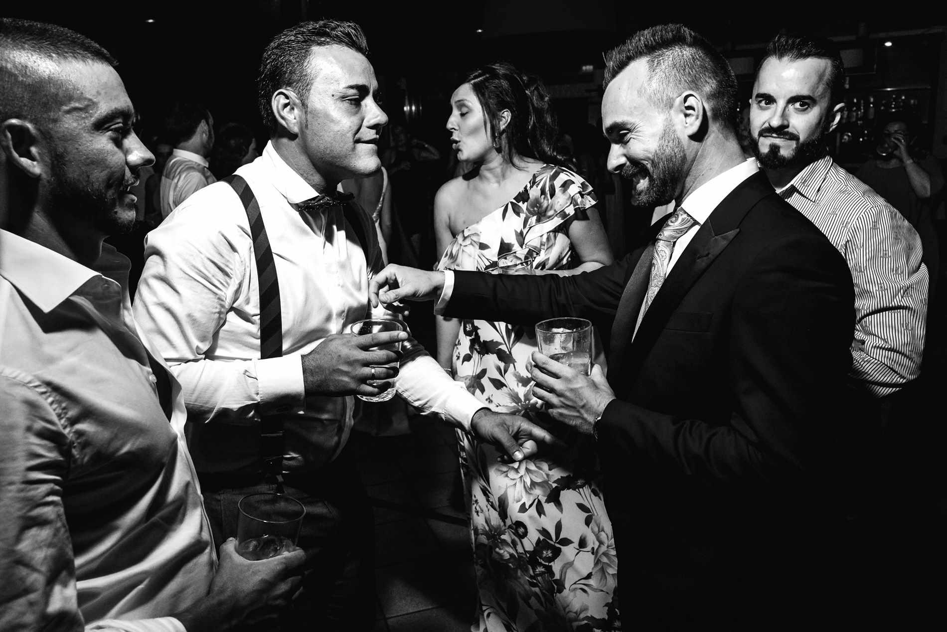 Fotos de la fiesta de la boda