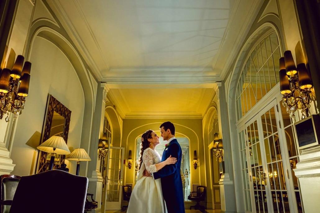 fotógrafo boda The Westin Palace Madrid